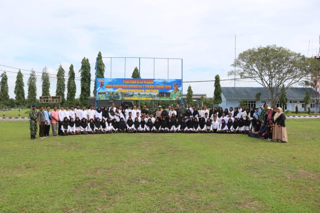 Pelatihan Guru Penggerak Tubaba di Lanud BNY Telah Berakhir
