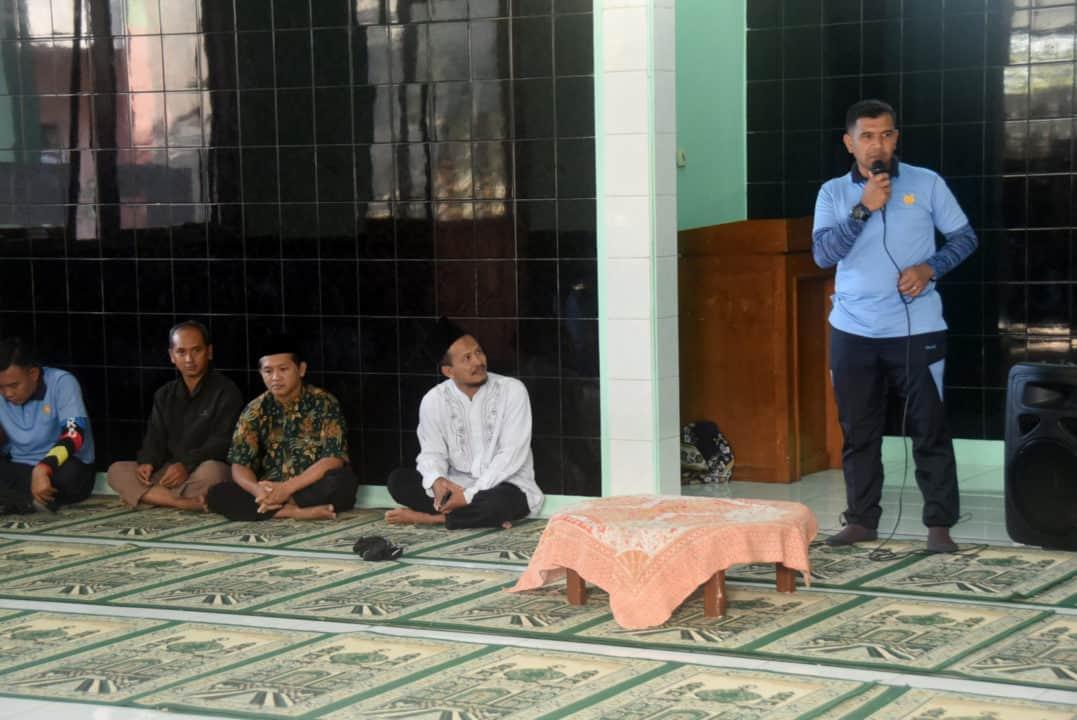 Lanud Wiriadinata Dan PIA Ardhya Garini Cab. 7/D.I. Laksanakan Bakti Sosial