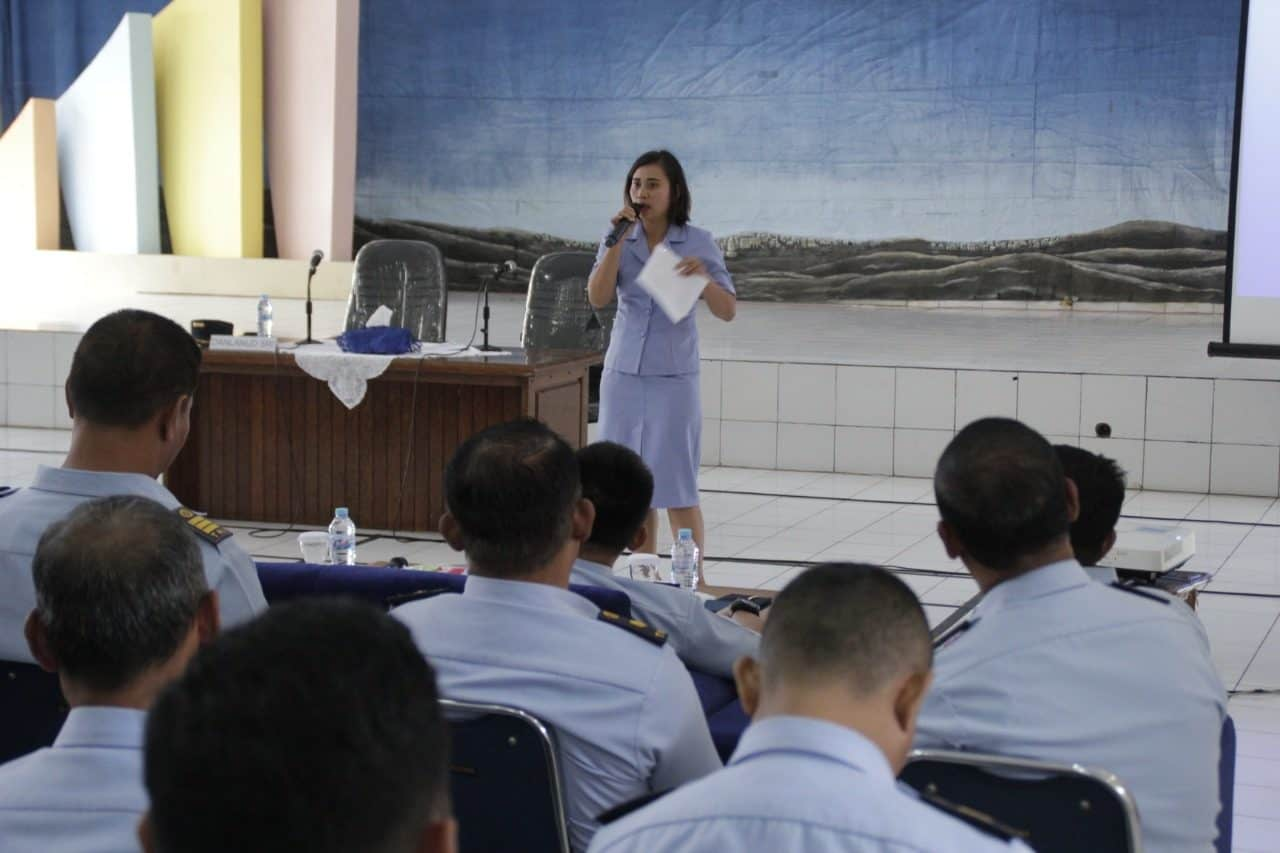 Sosialisasi TWP dan KPR Guna Menjamin Perumahan Prajurit Lanud Sam Ratulangi