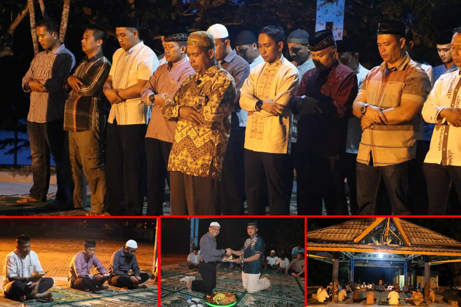 Lanud Rsn Bersama Warga Gelar Doa Keselamatan
