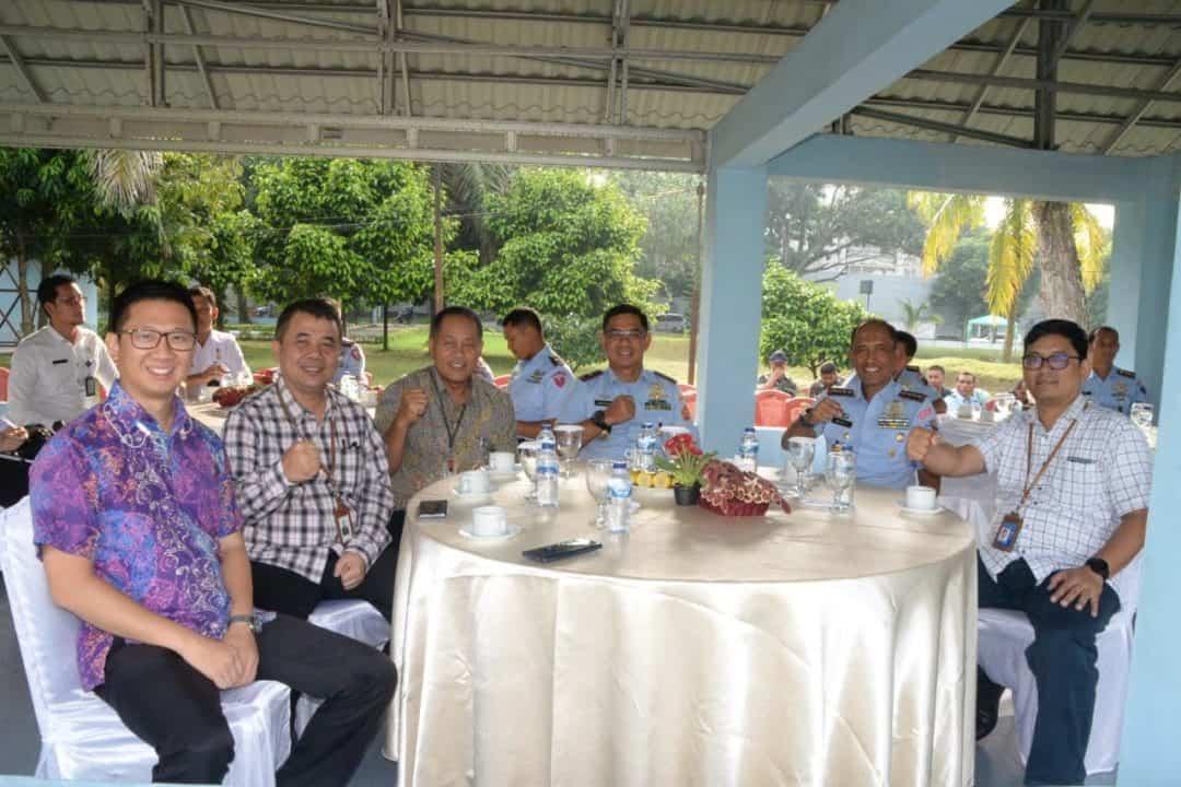 Panglima Kosekhanudnas III Ikuti Lomba Menembak Eksekutif Di Lanud Soewondo