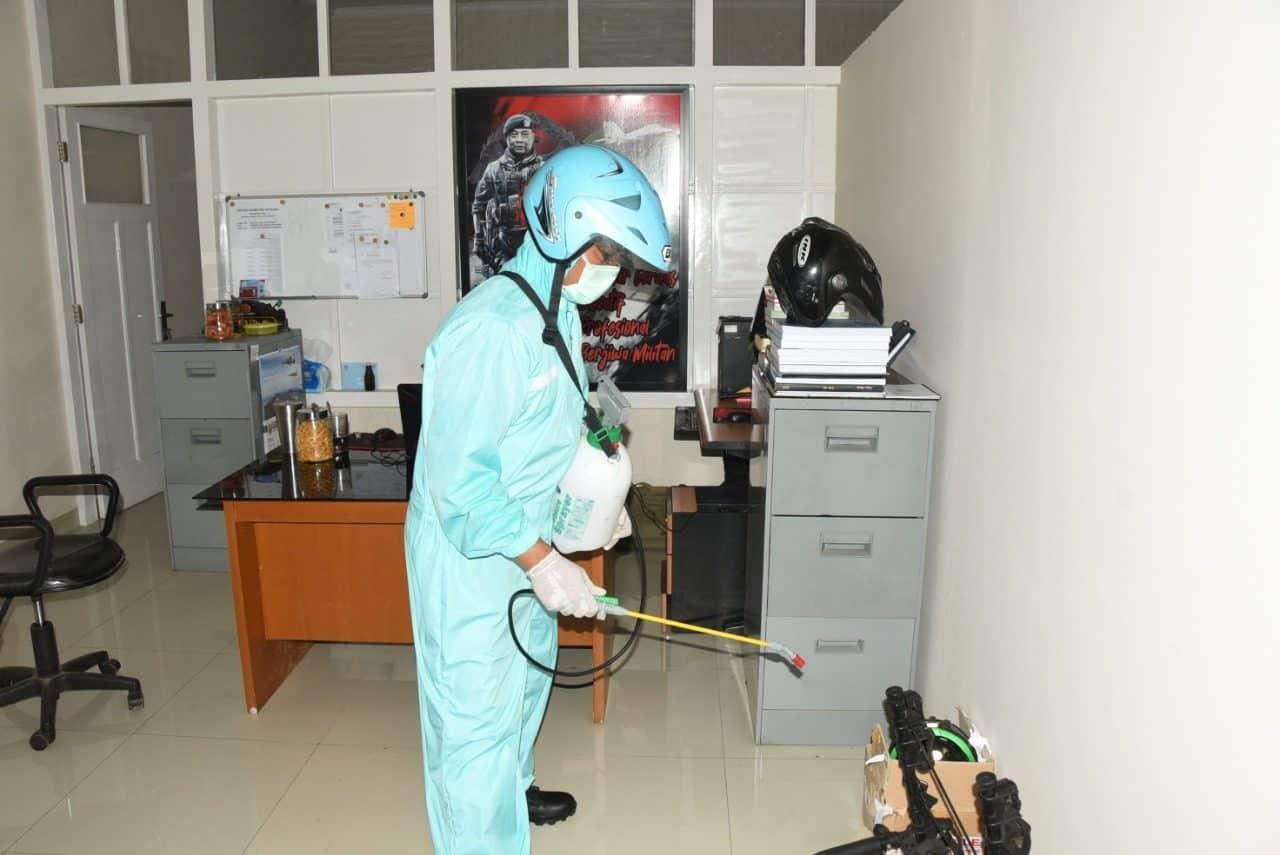 Dankoharmatau : Terhindar Virus Covid-19 Mematuhi Keputusan Pemerintah