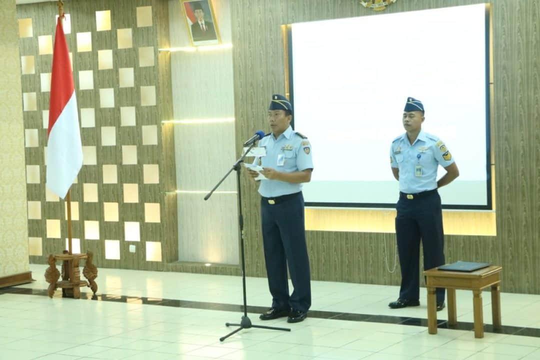 Dankoharmatau : Alutsista TNI AU Menjadi Tanggungjawab Kharmatau