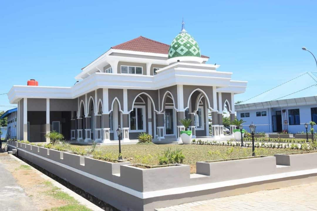 Peresmian Masjid Al-Muchsin Markas Wing II Paskhas