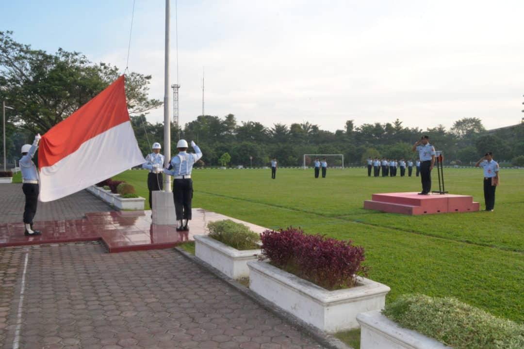 Personel Kosekhanudnas III Harus Antisipasi Terhadap Perkembangan Virus Corona