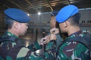 Lanud Sultan Hasanuddin Gelar Latihan Sriti Gesit TA.2020