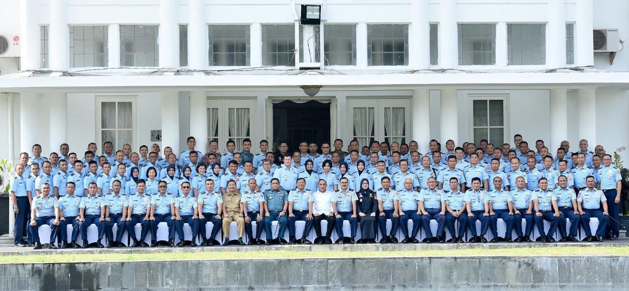 Pasis Seskoau dan Sesau Kuliah Kerja di Provinsi Sumatera Utara