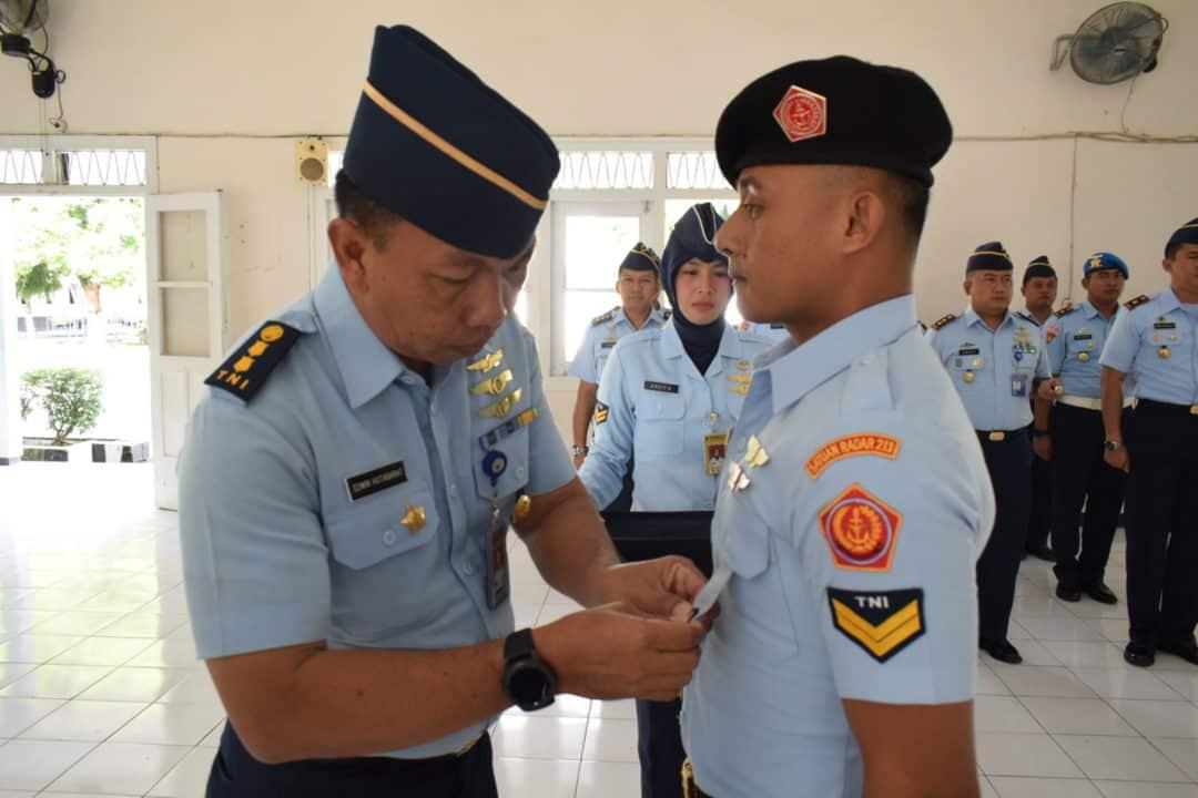 Pendidikan Sustek Radar Master-T Angkatan ke-11 di buka di Lanud Adi Soemarmo