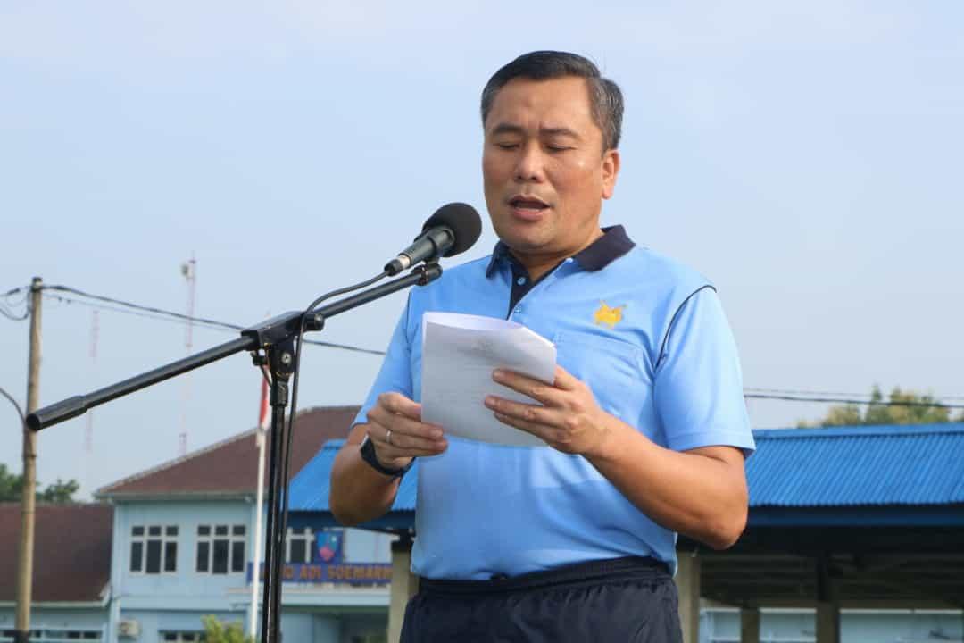 Panglima TNI : Social Distancing harus dilaksanakan secara serempak Untuk menghentikan penyebaran Covid-19