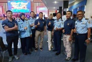 Paramartha Band Ikuti Festival Band TNI AU 2020