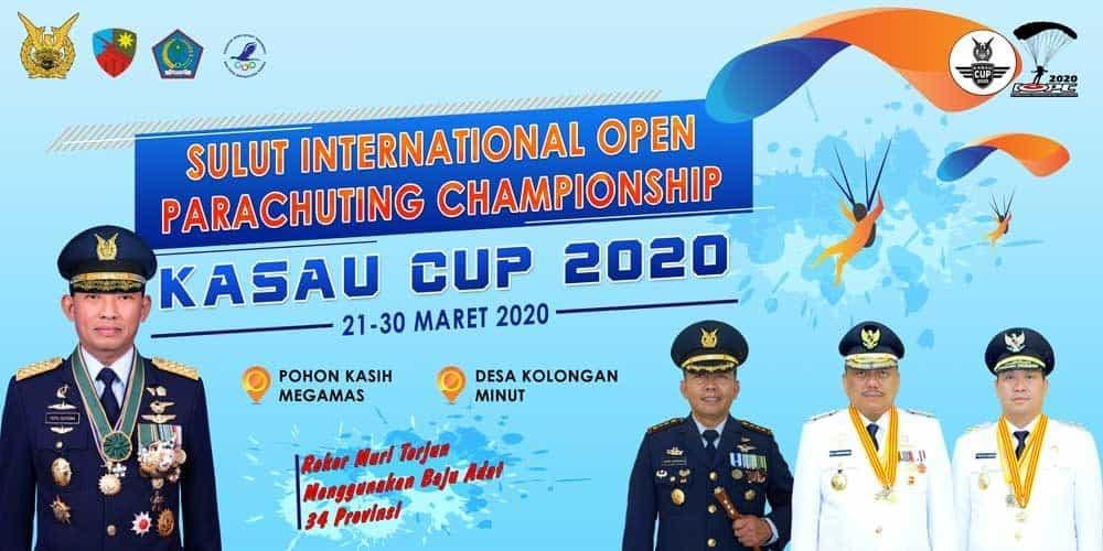 Ratusan Peterjun Siap Ramaikan Kejuaraan IOPC Kasau Cup 2020