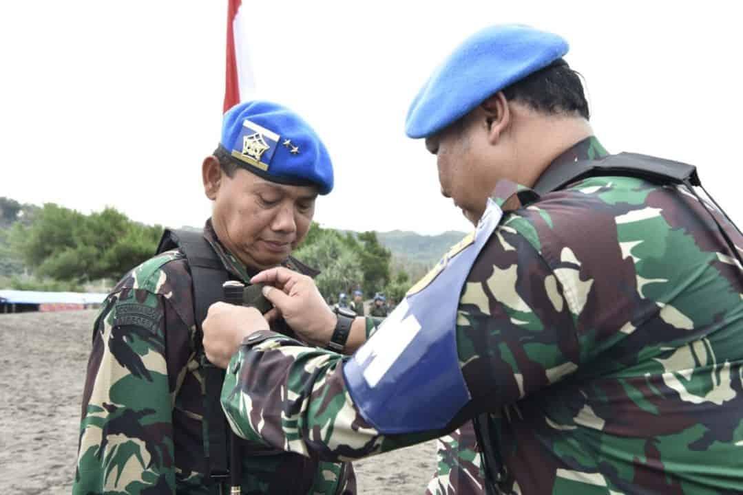 Tiga Komandan menjadi Warga Kehormatan Polisi Militer Angkatan Udara