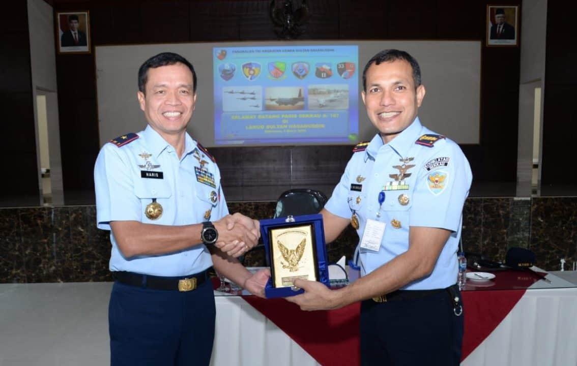 Pasis Sekkau A-107, Kuliah Kerja ke Beberapa Instansi di Makassar
