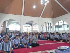 Jelang Ujian Nasional, Sosialisasi dan Doa Bersama dilaksanakan SMP Angkasa Adisutjipto
