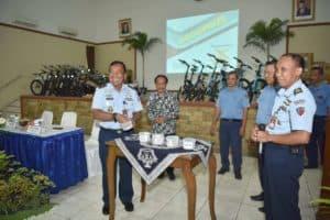 Rapat Anggota Tahunan Primkopau II digelar di Lanud Adisutjipto
