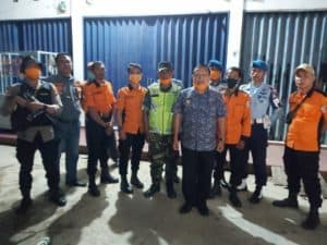 Apel Gabungan Pencegahan Covid-19 di Kabupaten Tulang Bawang