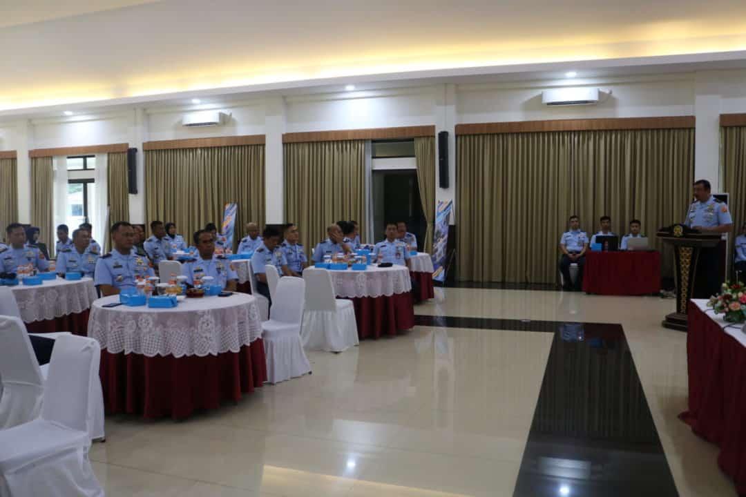 SOSIALISASI SISTEM INFORMASI TNI AU DI KOHANUDNAS