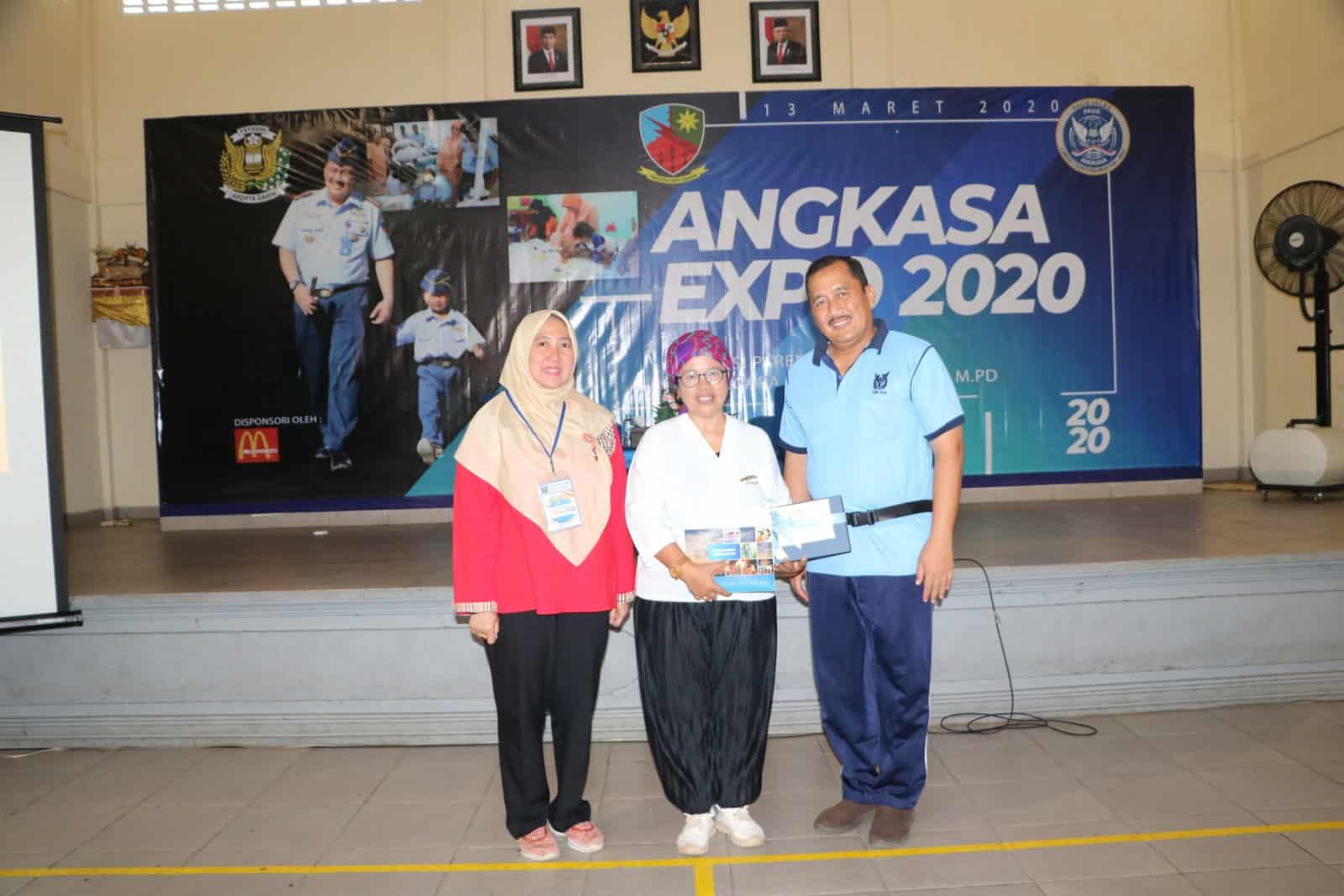 Lanud I Gusti Ngurah Rai Gelar Angkasa Expo 2020