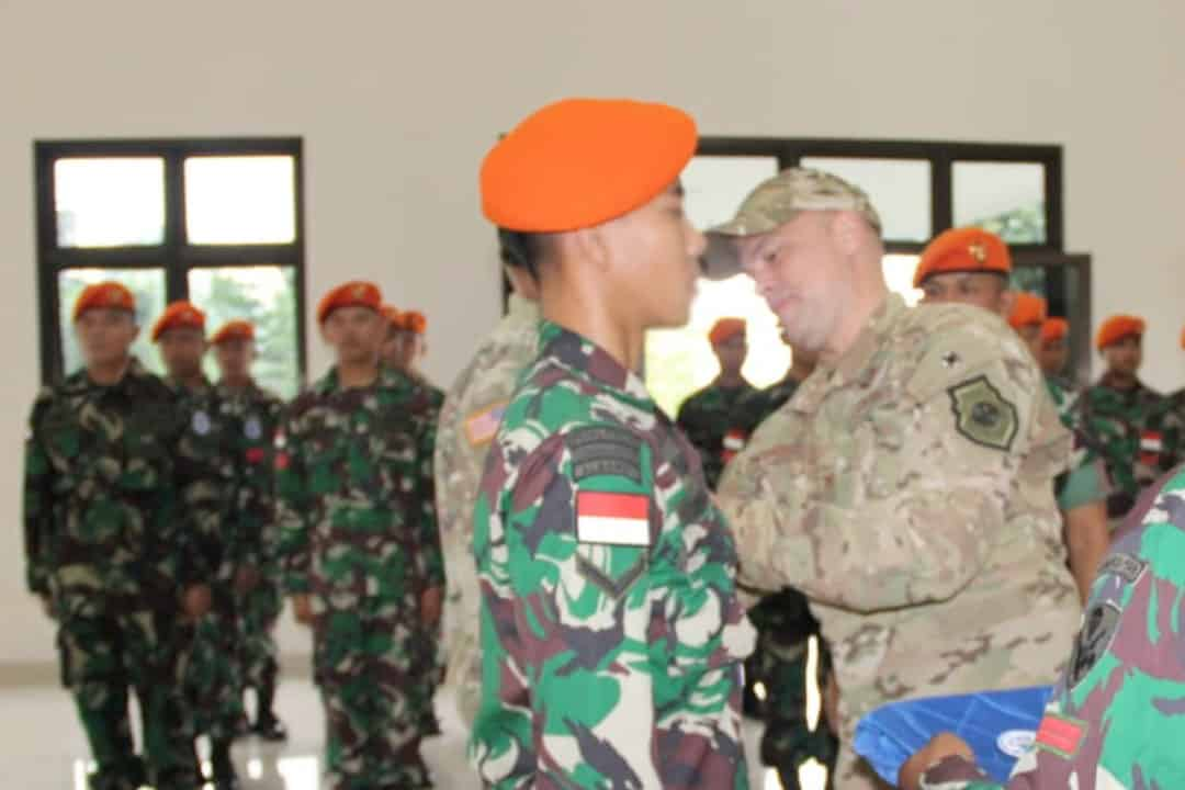 TNI AU dan US SOCPAC Amerika Serikat Gelar Latihan Bersama di Medan
