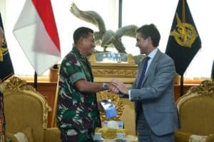 TNI AU, PT.DI dan Airbus Military Jajaki Kerjasama Industri Dirgantara