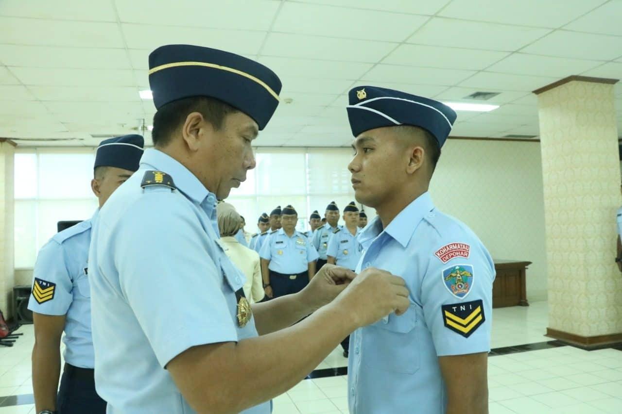 Dankoharmatau : Alutsista TNI AU Menjadi Tanggungjawab Koharmatau