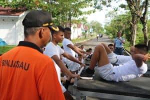 Sebagai Calon Prajurit TNI Harus Siapkan Fisik Dan Mental Yang Prima