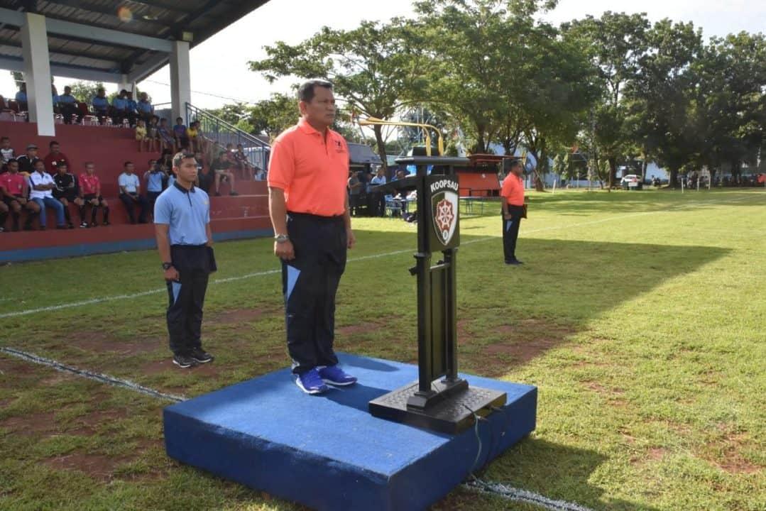 Kepala Staf Koopsau II Membuka Turnamen Dirgantara Cup ke-XXIV