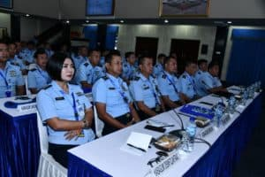 Kasau: Bekerja di Belakang Layar Tidak Kurangi Kehormatan Prajurit