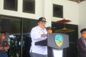 Danlanud Wiriadinata Hadiri Konferensi Pers Wali Kota Tasikmalaya