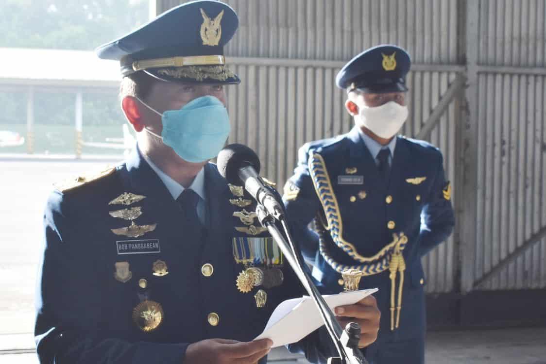 Kasau tegaskan TNI AU akan terus berjuang di garis depan, dan mendharmabaktikan seluruh Sumber Daya untuk rakyat