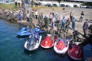 Danlanud Sam Ratulangi Turut Serta Dalam Baksos Forkopimda Sulut