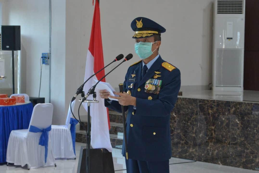 Semangat Swa Bhuwana Paksa Untuk Membangun Indonesia Maju dan TNI Angkatan Udara Unggul