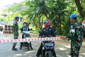PSBB Diterapkan di Lingkungan Lanud Sultan Hasanuddin