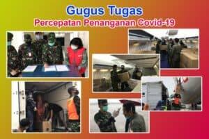 Pesawat TNI AU Kembali Angkut APD ke Sulawesi Utara