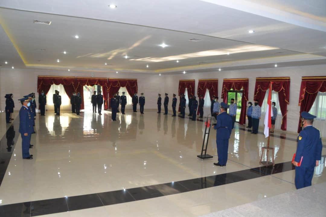 Peringatan HUT Ke-74 TNI Angkatan Udara Diselenggarakan Dengan Cara Paling Sederhana