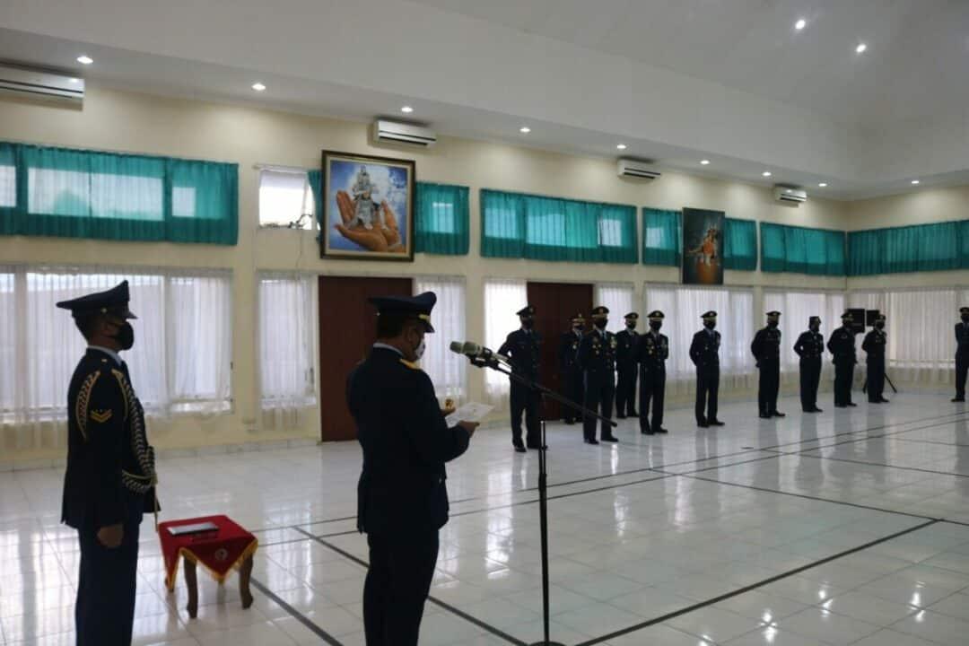 Kasau : TNI Angkatan Udara Berjuang di Garis Depan