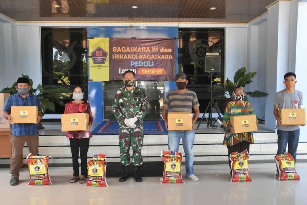 Alumni Akademi Angkatan Udara Tahun 1988 (Bagaskara 88) Peduli Lawan Covid 19
