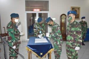 Jabatan Kepala Dinas Operasi Lanud Adisutjipto diserahterimakan