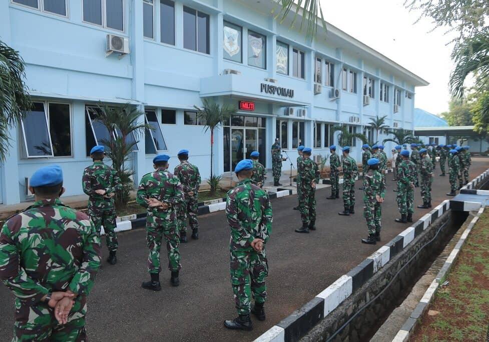 Peringatan HUT TNI AU Ke-74 Puspomau