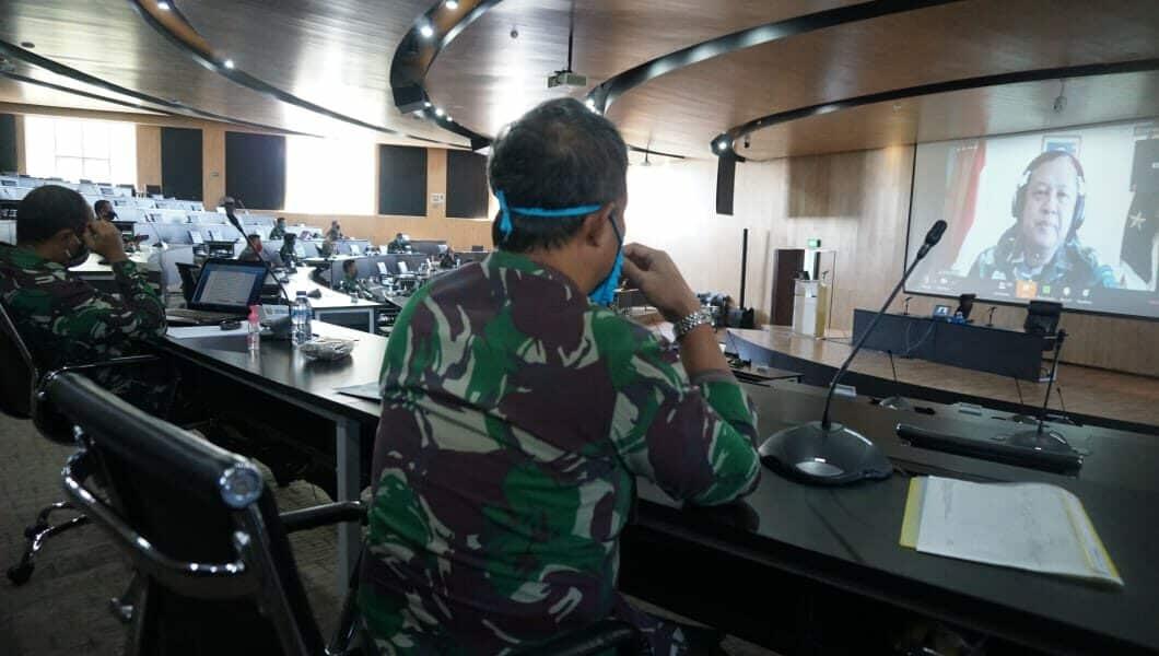 Secara Online, Seminar Internasional Seskoau Digelar