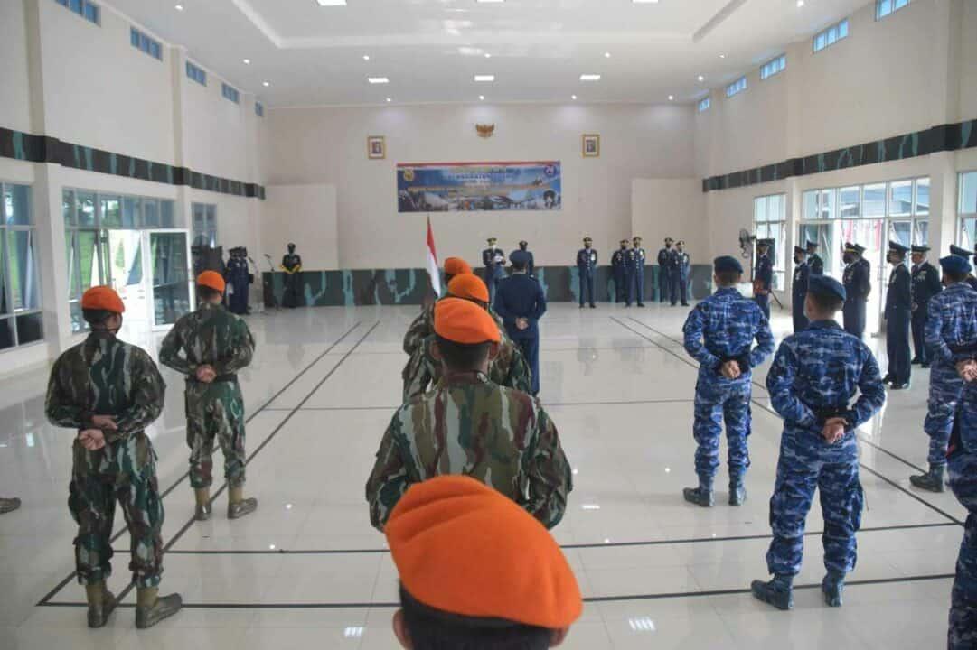 Upacara Peringatan Ke-74 Hari TNI Angkatan Udara