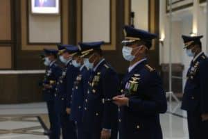 Kasau: TNI AU terus berjuang di garis depan, mendarmabaktikan sumber daya untuk membantu rakyat