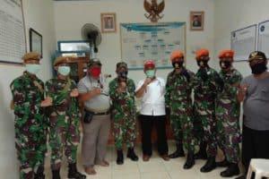 Wing I Paskhas Dukung Penyaluran Bantuan Sosial Langsung di DKI