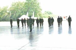 Danlanud Iswahjudi Buka Pendidikan Konversi Pesawat Tempur Sukhoi SU-27/30