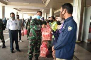 Lanud Hnm dan Moggallona Indonesia Lawan Corona