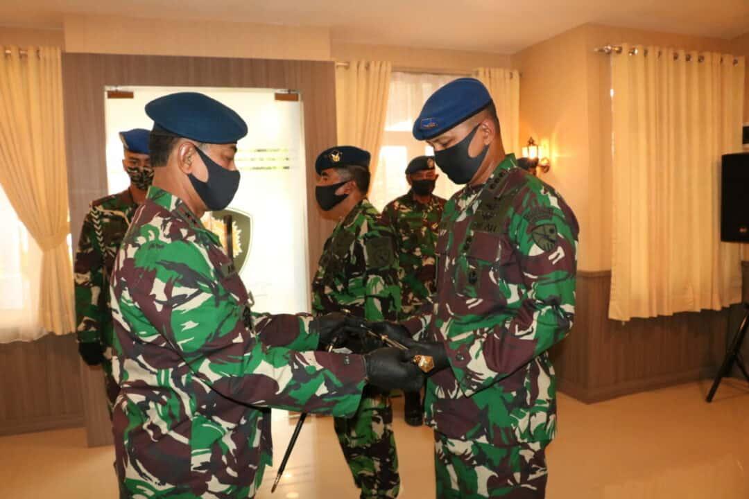 Kolonel Pnb Budhi Achmadi resmi jabat Komandan Lanud Silas Papare