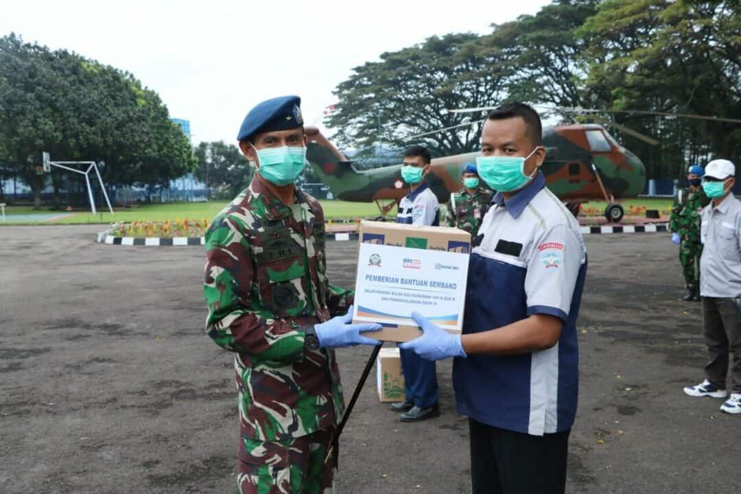 500 Bingkisan Sembako Diserahkan ke Masyarakat.