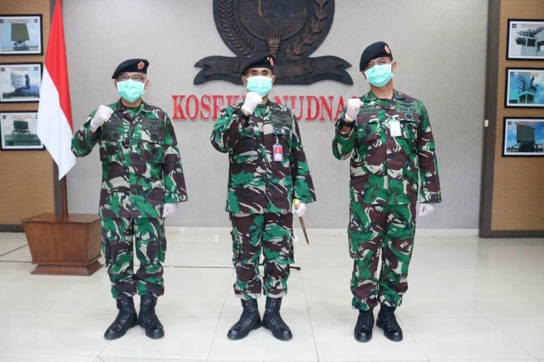 Jabatan Aslog Kosekhanudnas I Diserahterimakan
