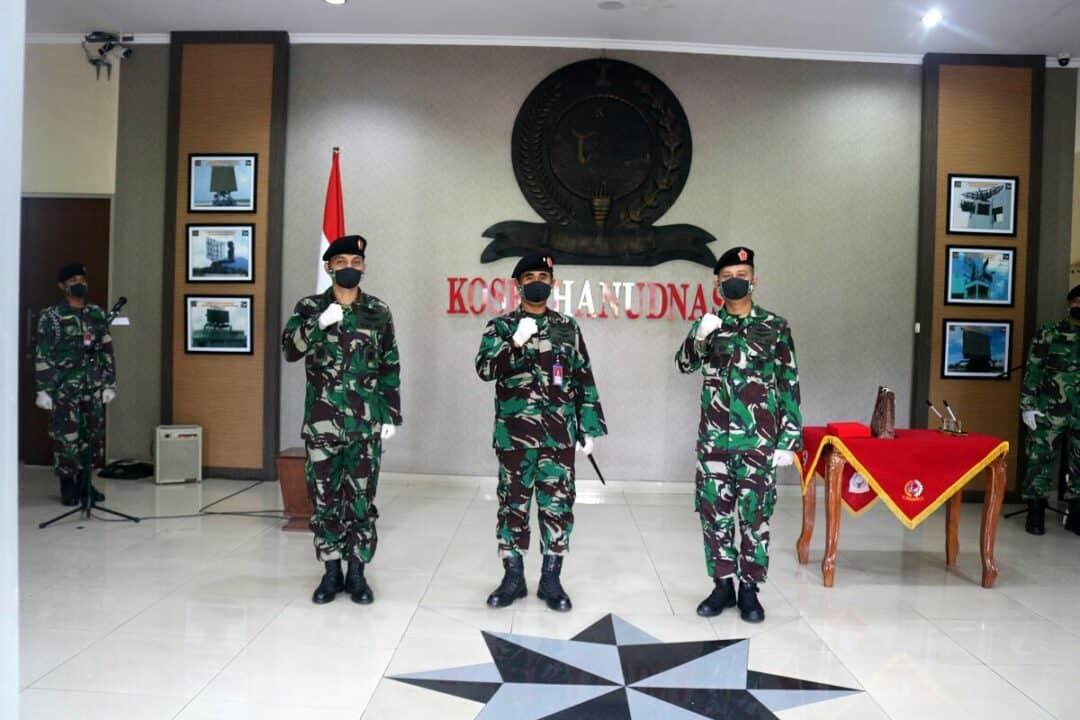 Kolonel Pnb Sumantri Hidayat, Resmi Jabat Aspers Kosekhanudnas I