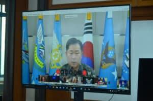 Kolaborasi AU Se-Asia Pasifik Tangani Pandemi Covid-19